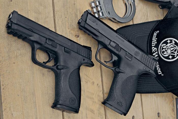 Пистолет для полицейских.  Фото: popgun.ru.