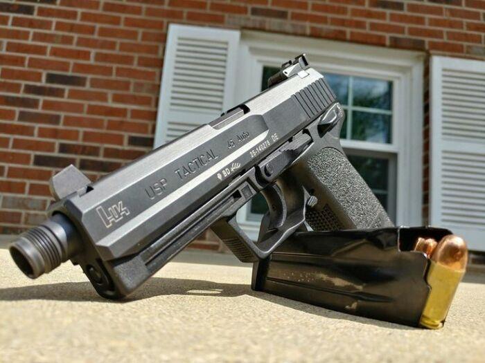 Универсальный пистолет.  Фото: reddit.com.