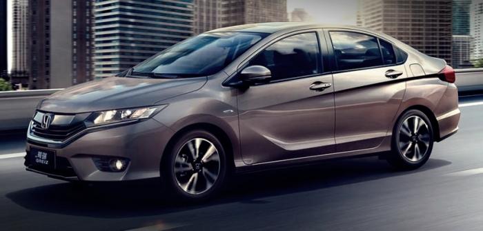Honda City facelift: доступно и экономично.