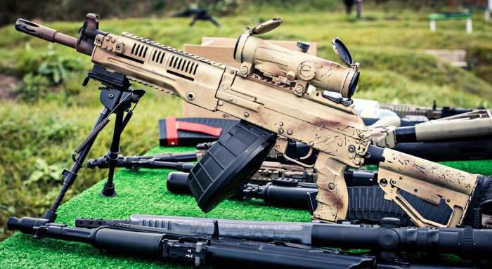 Придет на смену старым пулеметам. |Фото: yandex.com.
