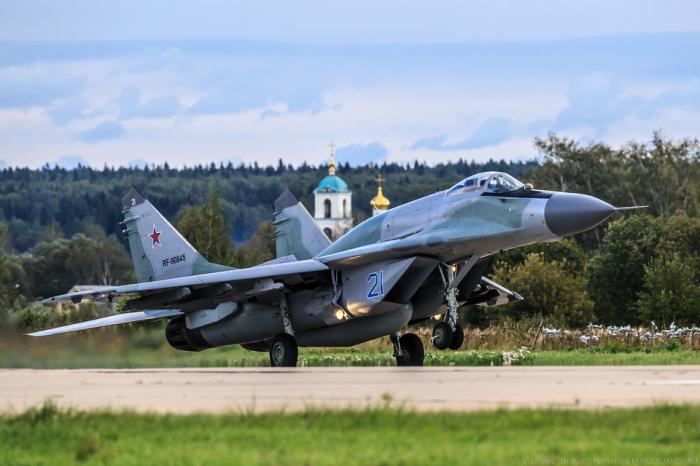 Продукт глубокой модернизации МиГ-29. |Фото: Twitter.