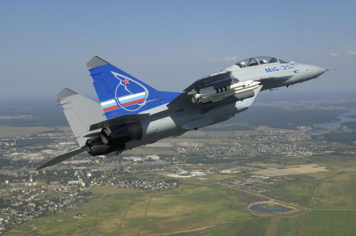 Самолет собирается купить 29 стран. |Фото: vpk-news.ru.