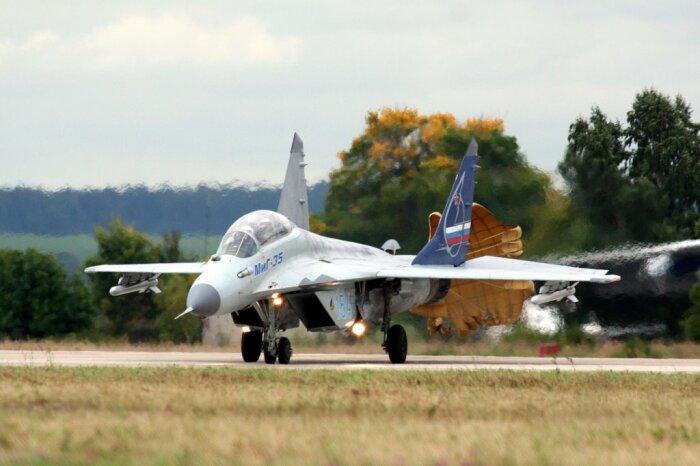 Очень серьезная машина. ¦Фото: defenceaviation.com.