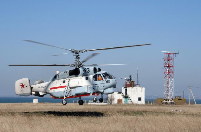 Вертолету Ка-27 почти 50 лет. ¦Фото: komotoz.ru.