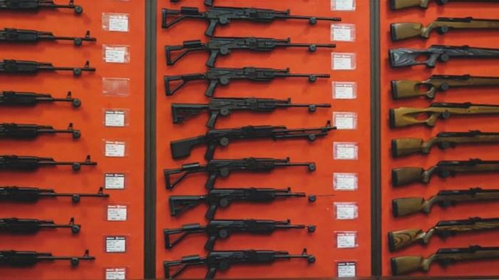 Завод специализируется на спортивном и туристическом оружии. ¦Фото: outube.com.