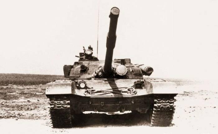 Создано было всего несколько таких танков.  Фото: warjag.ucoz.net.