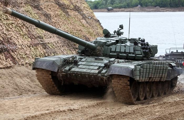 Большая часть решений перекочевала в Т-72.  Фото: war-book.ru.
