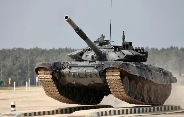 Нынешний Т-72Б фактически и является тем Буйволом.  Фото: goodfon.ru.