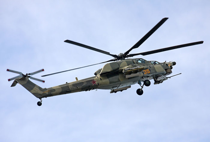 Испытания вертолета идут с 2016 года. |Фото: silen.ru.