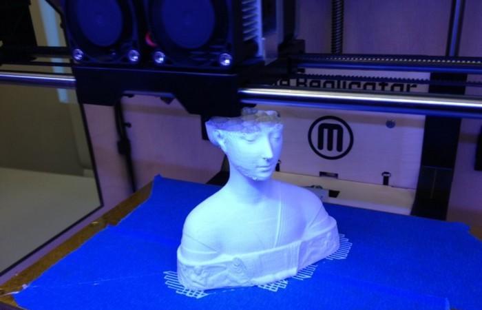 Трёхмерная печать – технология.