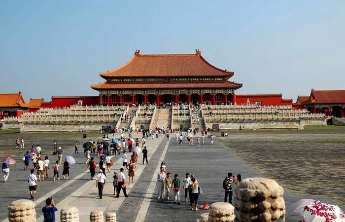 Удивительное рядом: Запретный город, Пекин.