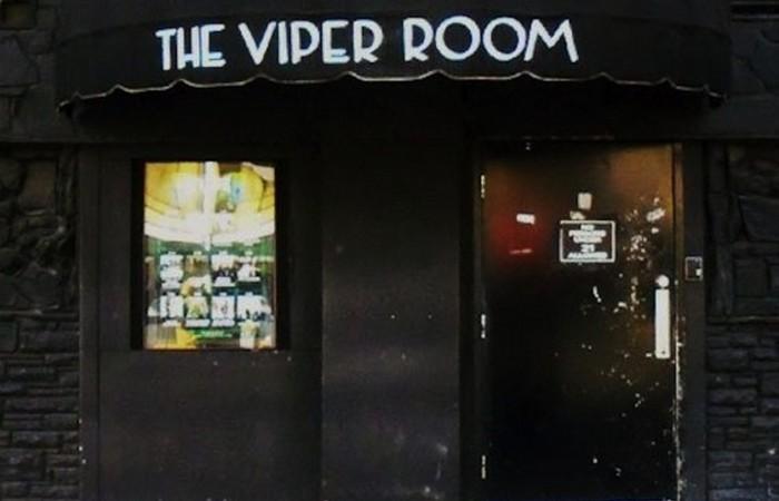 The Viper Room - живые рок-выступления.