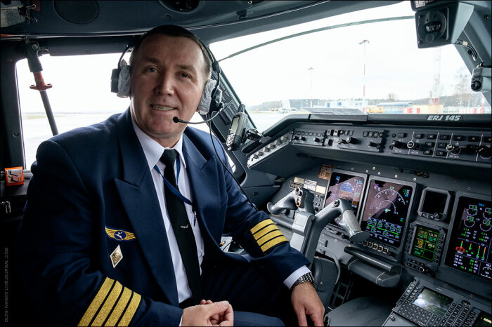 Найти пилота с бородой будет крайне сложно. |Фото: cont.ws.