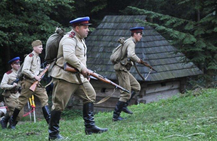 Как таковая форма НКВД появилась только в 1935 году. |Фото: ktoyou.mirtesen.ru.