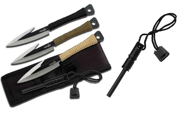 Идеальный нож-наконечник, который поможет выжить в любой ситуации.