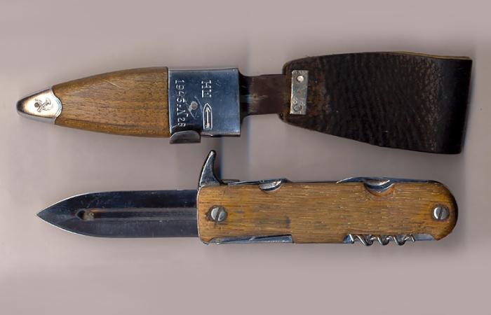 Советский универсальный нож.
