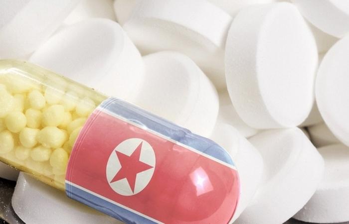 Наркотики производят на государственных предприятиях.