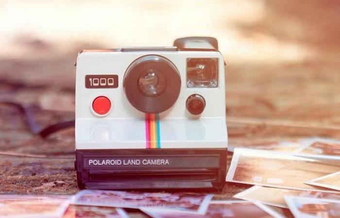 Пленка для Polaroid.