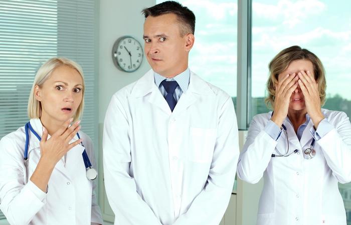 Медицинская практика, которая вредит людям?!