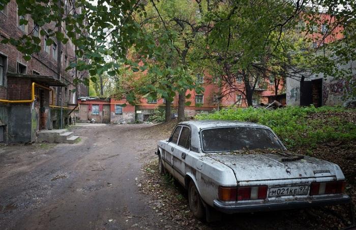 Штрафовать будут за брошенные авто. |Фото: automania.ru.