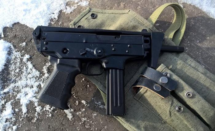 Обновленный автомат для спецназа. |Фото: mag-shp.ru.