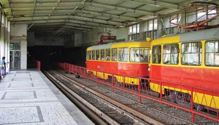 Чешские трамваи в Волгограде.