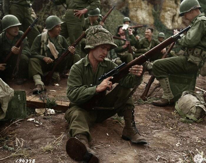 О потенциальной пользе дальтоников в США задумались еще в 1940 году. ¦Фото: vk.com.