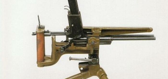 А ведь это пистолет. |Фото: teletype.in.