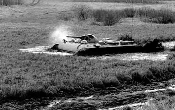 Вот такой танк. |Фото: zonwar.ru.