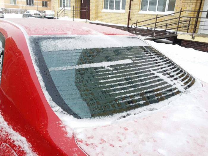 Задумывалась, как система от оледенения. |Фото: drivenn.ru.