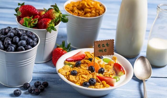 Доказанное очевидное: зерновые завтраки вкуснее с молоком.