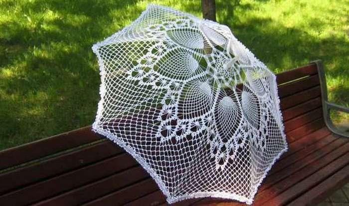 Доказанное очевидное: зонтики обеспечивают защиту от солнца.