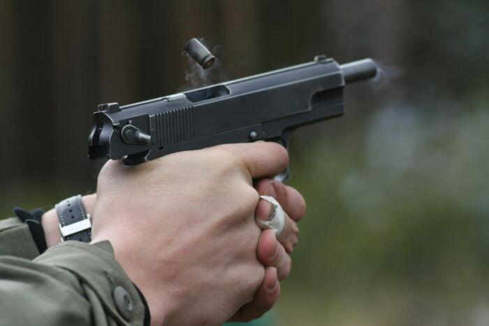 Лучший отечественный пистолет. |Фото: popgun.ru.