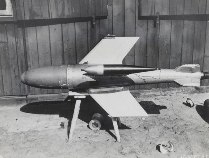Грозное оружие, которому не дали случится Союзники. ¦Фото: warthunder.ru.