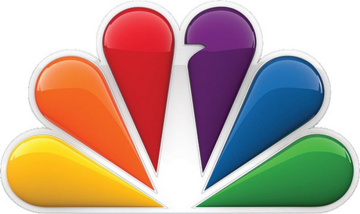 Логотипа NBC.