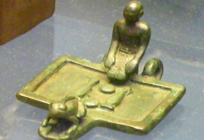 Древний Египет: храмовые ритуалы.