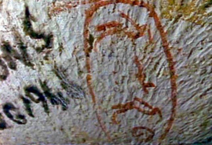 Древний Египет: юмористические граффити.