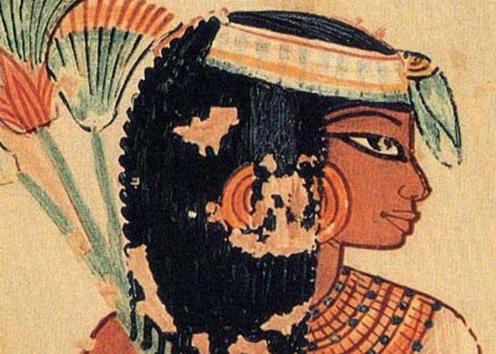 Древний Египет: женщины-врачи.