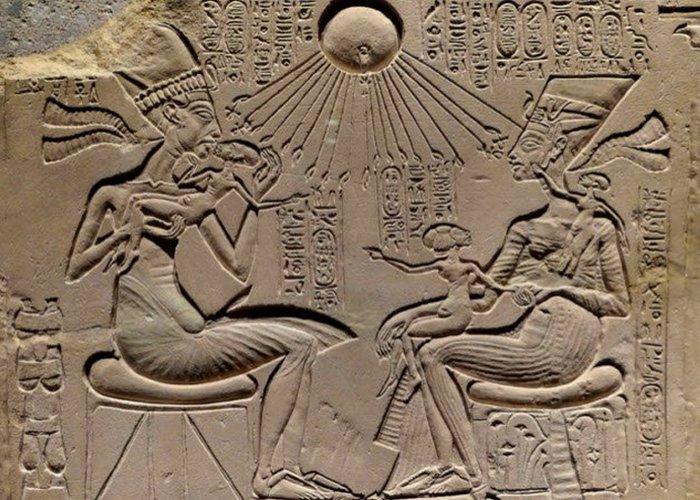 Древний Египет: переломы костей, анемия, переутомление.
