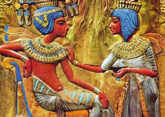Древний Египет: эгалитарная концепция брака.