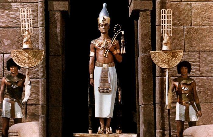 Древний Египет: Живой Бог.