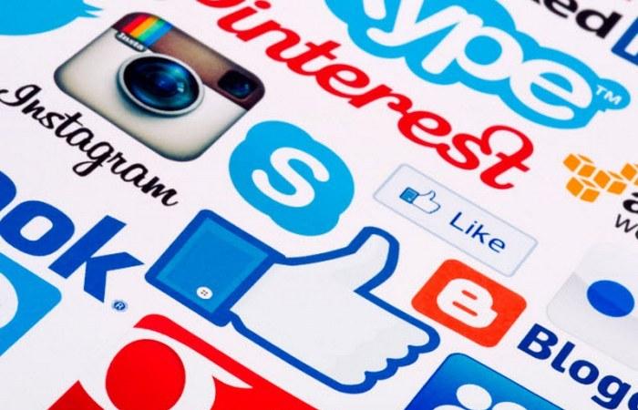 Социальные медиа.