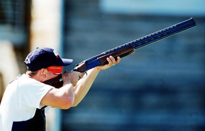 Устаревшая олимпийская дисциплина: стрельба по живым голубям.