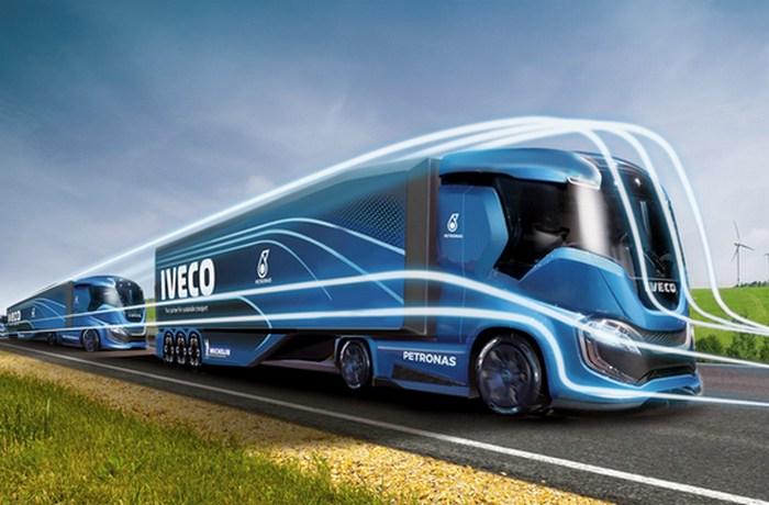 Автомобиль IVECO Z TRUCK CONCEPT.