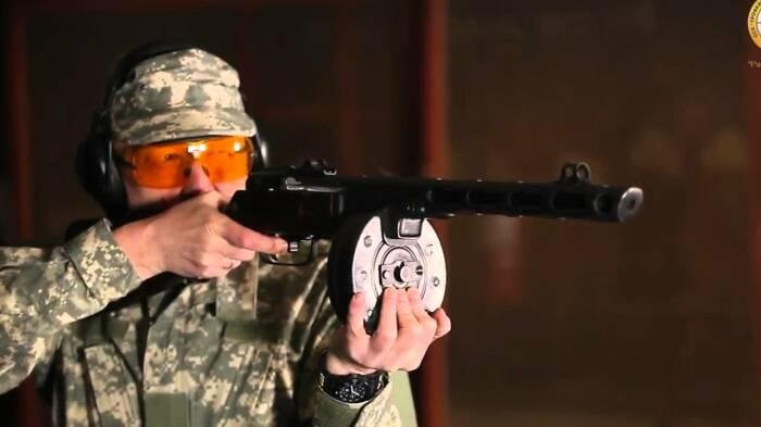 Делает до 1 тысячи выстрелов. |Фото: YouTube.
