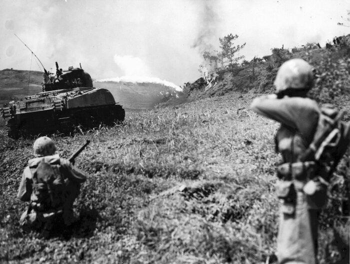 Последний раз огнеметные танки активно использовались США во Вьетнаме. |Фото: livejournal.com.