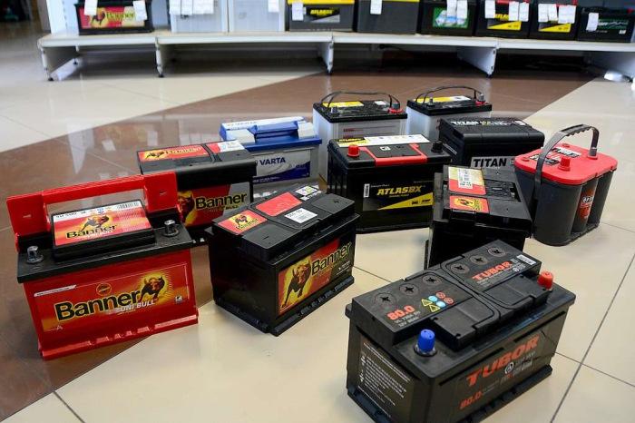 Покупать несколько АКБ - плохая идея. |Фото: drive2.com.