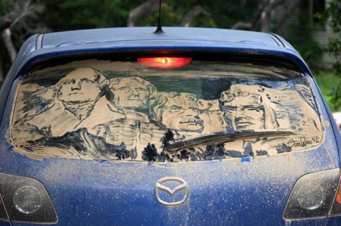 Грязь также не делает ситуацию лучше. |Фото: fb.ru.