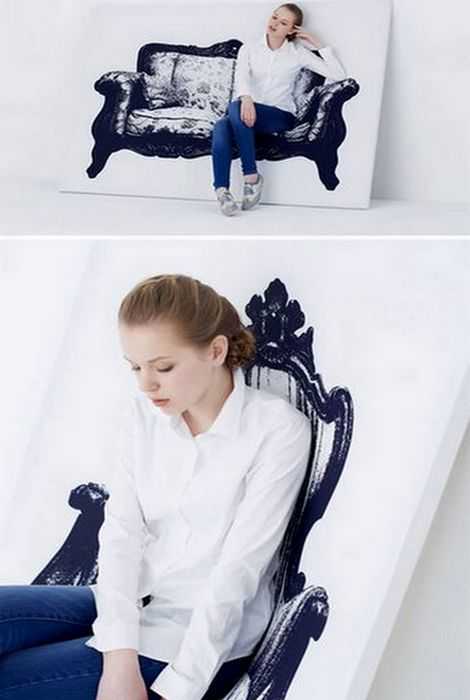 Картина-мебель.
