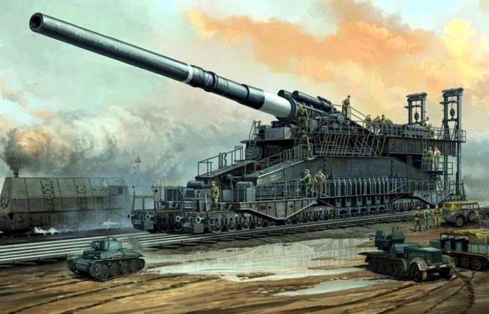 Самое необычное оружие времен Второй мировой войны.